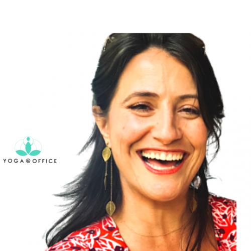 Candice Barbé – Yoga@Office – bien-être en entreprise