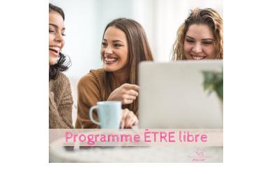 PUSH : Programme ÊTRE libre PRIX DE LANCEMENT EXCEPTIONNEL