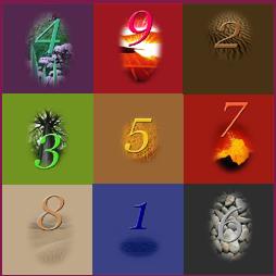 PUSH : Formation par correspondance en «Ki des 9 Etoiles» (Astrologie japonaise)