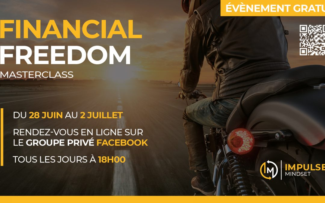 PUSH : FINANCIAL FREEDOM MASTERCLASS
