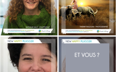Les Mardi du New Plugger : Nathalie GILLY, Thierry RAGOGNA, Claire FERNANDEZ