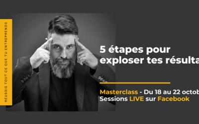 PUSH : 5 étapes pour exploser tes résultats